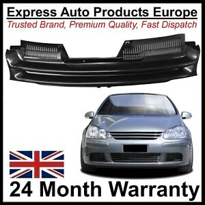 Debadged Grille Badgeless Grill VW Golf Mk5 with Standard Grille