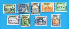 ADEN SEIYUN, SOUTH ARABIA -  Michel 99-107 - VFMNH - World Peace - 1967