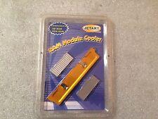 Ram Module Cooler Jetart CK2000 Passive RAM cooler for SD Ram DDR