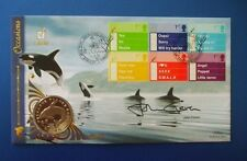 BENHAM 2003 OCCASIONS 1 CROWN COIN FDC SIGNED BY JOHN CRAVEN [ NEWSROUND ]
