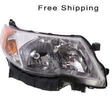 Halogen Head Lamp Assembly Passenger Side Fits 09-2013 Subaru Forester SU2503132