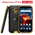 Ulefone Armor X7/x7 Pro Mobile Phone Android 10 Dual Sim Smartphone Unlocked Nfc