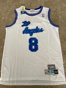 LA Lakers Kobe Bryant #8 Men's XL NBA Jersey