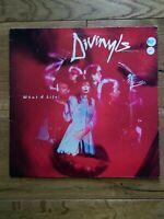 Divinyls – What A Life! Chrysalis – CHR 1511 Vinyl, LP, Album