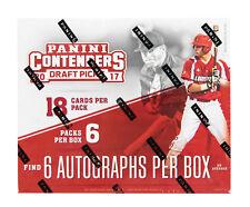 2017 CONTENDERS DRAFT - 12-Box Case Team Break #2 - Boston Red Sox