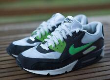 Nike Air Max 90 | Sneaker| Schwarz / Neo Lime / Anthrazit | 309299 | US11 | EU45