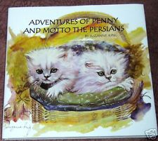 ADVENTURES OF PENNY AND MOTTO THE PERSIANS ~S. King.