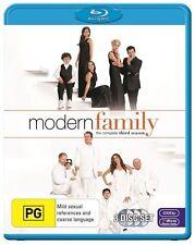 Modern Family : Season 3 (Blu-ray, 2012, 2-Disc Set)Region B - Australian