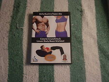Belly Busting Super Abs - Calorie Crunching & Lower Body Bean Workout DVD, 2006