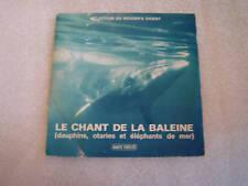 mini 33 tours le chant de la baleine