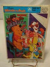 Disney's Winnie the Pooh Now Showing BIRDZILLA Golden FrameTray Puzzle 4664C-12