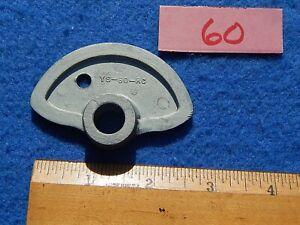 1935 1936 Wurlitzer Simplex P12 P20 P30 312 412 Mechanism Take Out Cam #60