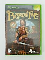 Bard's Tale Microsoft Xbox 2004 Complete With Manual Case Tested - Free Shipping