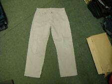 """Easy Classic Fit Jeans Vita 34"""" Gamba 29"""" scolorito PINKISH Jeans Da Uomo Beige"""