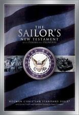 Holman CSB Military New Testament with Psalms and Proverbs: The Sailor's New Te…