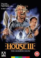 House III - The Horror Show DVD (2017) Lance Henriksen, Blythe (DIR) cert 18