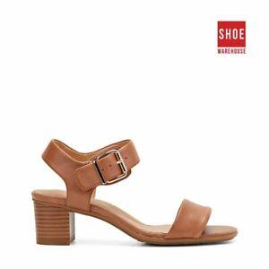 Hush Puppies OLIVIA Neutrals Womens Heels Dress/Formal Leather Heels