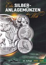 Elite Silber-Anlagemünzen der Welt 2020-2021 Neu