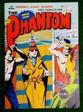 Illustrated Phantom Comic Books in English