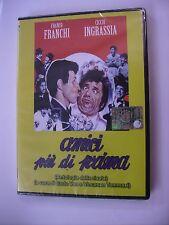 AMICI PIU' DI PRIMA - DVD SIGILLATO PAL - FRANCO FRANCHI - CICCIO INGRASSIA