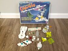 Capsela 240 Motorized explorer detector discovery Toy Construction 1988 (READ)