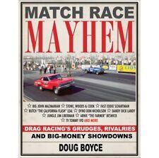 CT582 Cartech MATCH RACE MAYHEM: DRAG RACING'S GRUDGES, RIVALRIES AND BIG-MONEY