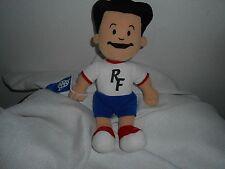 aaa triple a rf ray van fan black hair plush boy doll flag advertisng goldner