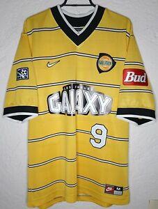 MLS LA Galaxy Nike 1997 Jorge Campos Prototype Soccer Jersey Very Rare