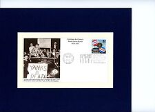 Dodgers Win the 1955 World Series and Subway Series stamp First Day Cover