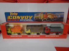 dinky 399 convoy gift set boxed vintage 1977