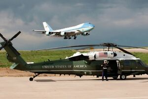 AIR FORCE ONE MIXED AIRCRAFT Bundle 8 -  EIGHT 6x4 prints for price of 4 -