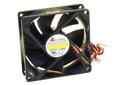 Y.S.Tech 8025 Server 8CM 3-Wire Cooling Fan - NFD128125BB-2F