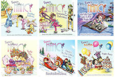 Fancy Nancy Puppy Party, Tea for Two, Late Night++ by Jane O'Connor 6 Paperbacks