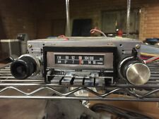 Panasonic shaft style car radio