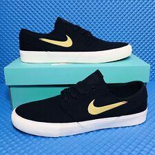 Nike SB Zoom Janoski Canvas RM (Mens Size 13) Athletic Shoe Black Skate Sneaker