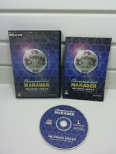Championship Manager 00/01, 2000 - 2001 (Pc Cd-rom)