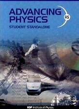 """""""VERY GOOD"""" Advancing Physics: AS Student Standalone CD-ROM Second Edition (Stud"""