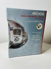 Archos Jukebox Multimedia 20 with Camera - BRAND NEW & SEALED - RARE COLLECTORS