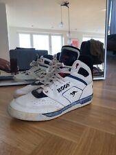 Vintage Kangaroos Sneaker 80er 80s UK 10,5 Eu 45 Supreme Fresh Basketball Shoes