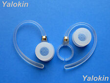 New - 2 Ear Hooks and 2 Eartips for Motorola Hx600 Boom and Elite Flip Hz720