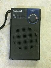 Panasonic R-1007 AM Portable Pocket Radio - Works Great