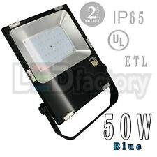 50W IP65 UL (Blue) LED Flood Light -Outdoor Use /LED-Factory (#2454)