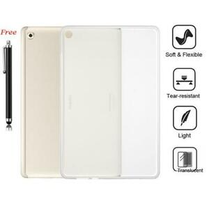 Silicone Shockproof Matte Protective Case For HUAWEI MediaPad T3 T5 7.0 8.0 10.0