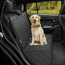 Bench Dog Car Seat Cover Waterproof for Back Seat, Durable Scratch Proof Nonslip