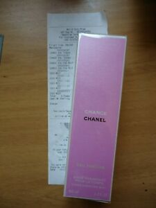 CHANEL CHANCE EAU Fraiche Sheer perfume Moisture Body Mist 100ml