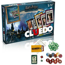 Harry Potter Cluedo Mystery Board Game Kids Hogwarts Castle Fun Family Detective