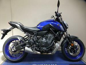 NEW 2021 Yamaha MT-07 ABS Blue IN STOCK NOW!!!