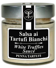 SALSA AI TARTUFI BIANCHI DA 500 GR - WHITE TRUFFLE SAUCE 17.65 OZ