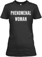 Stylish Phenomenal Woman - Gildan Women's Tee T-Shirt Gildan Women's Tee T-Shirt