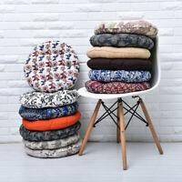 Round Cushion Patio Tatami Meditation Mat Seat Pillow Thicken Yoga Floor Pad Car
